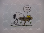Peanuts Original Radierungen - Etchings