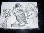 Storyboard Aristocats
