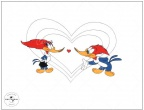 "Woody Woodpecker ""Lovebirds"""